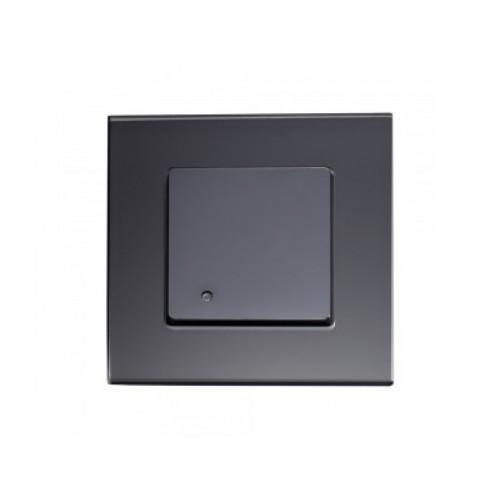 V-TAC pohybový mikrovlnný senzor čierny
