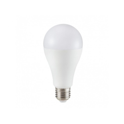 V-TAC PRO SAMSUNG LED žiarovka E27 A65 17W denná biela