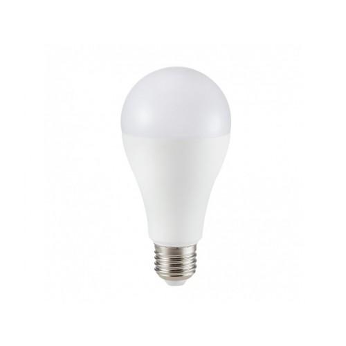 V-TAC PRO SAMSUNG LED žiarovka E27 A65 17W studená biela