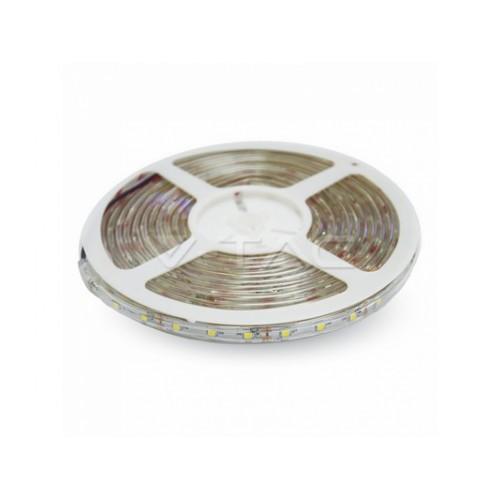 V-TAC LED pás SMD3528 120 LED/m 7,2W/m denná biela IP65