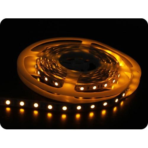 V-TAC LED pás SMD5050 60 LED/m 10,8W/m IP20 Žltá