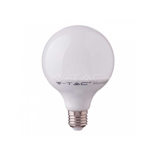 V-TAC PRO SAMSUNG LED žiarovka E27 G120 17W denná biela