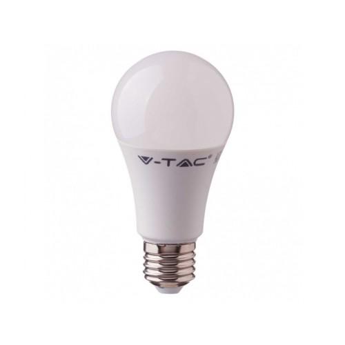 V-TAC PRO SAMSUNG LED žiarovka E27 A60 9W denná biela