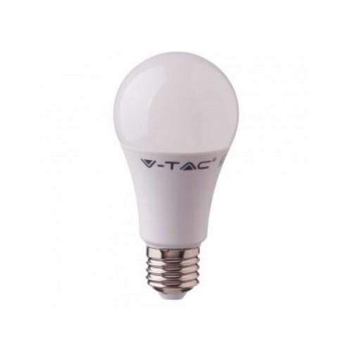 V-TAC PRO SAMSUNG LED žiarovka E27 A58 9W studená biela