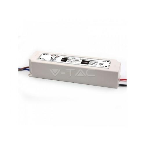 V-TAC napájací zdroj 12V 100W 8,33A IP67