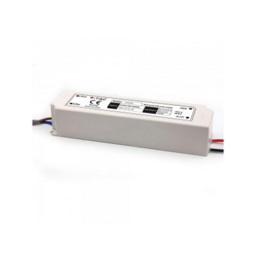 V-TAC napájací zdroj 12V 5A 60W IP67