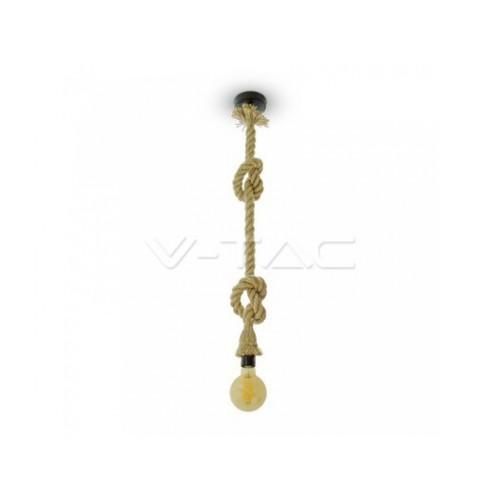 V-TAC závesné svietidlo lano 1,5m