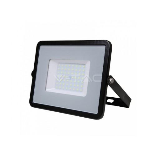 V-TAC PRO SAMSUNG LED reflektor 50W denná biela čierny