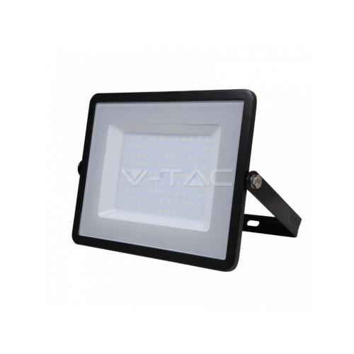 V-TAC PRO SAMSUNG LED reflektor 100W teplá biela čierny