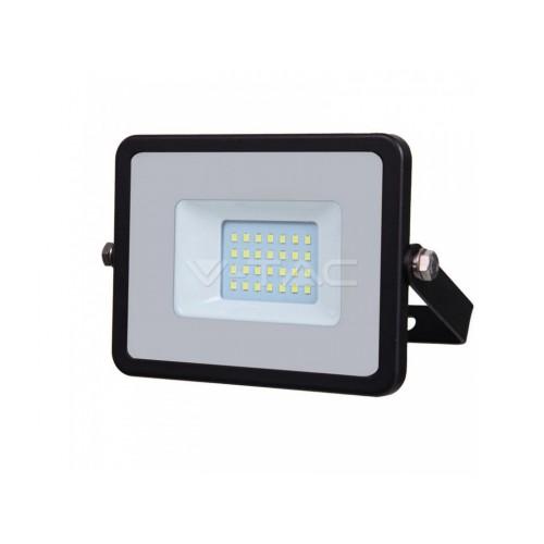 V-TAC PRO SAMSUNG LED reflektor 20W denná biela čierny