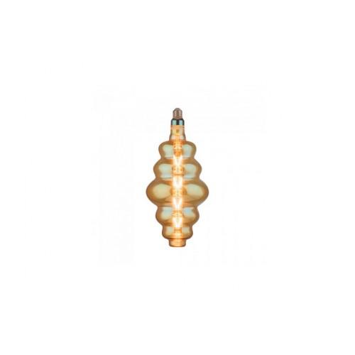 V-TAC LED žiarovka E27 S180 8W teplá biela