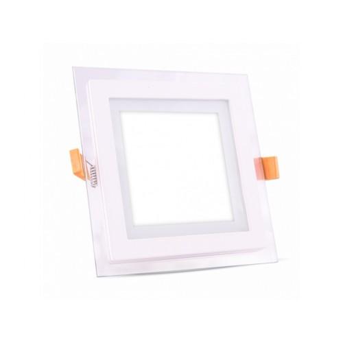 V-TAC LED panel 18W denná biela štvorcový