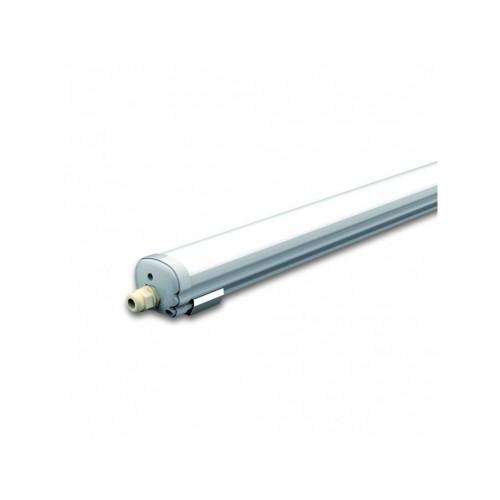 V-TAC LED prachotesné svietidlo 120cm 36W studená biela