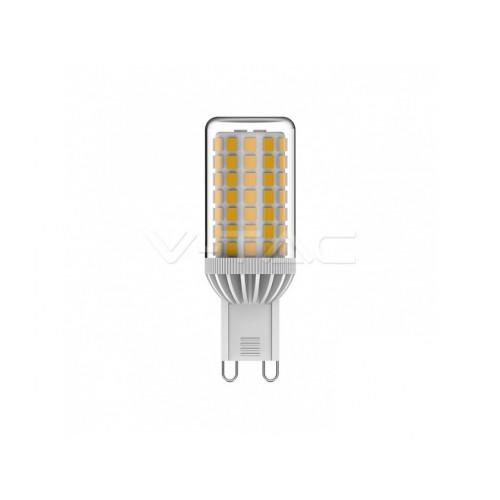 V-TAC LED žiarovka G9 5W teplá biela stmievateľná