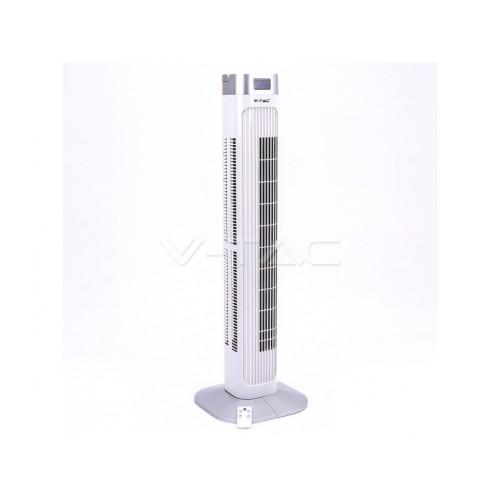V-TAC ventilátor biely 36