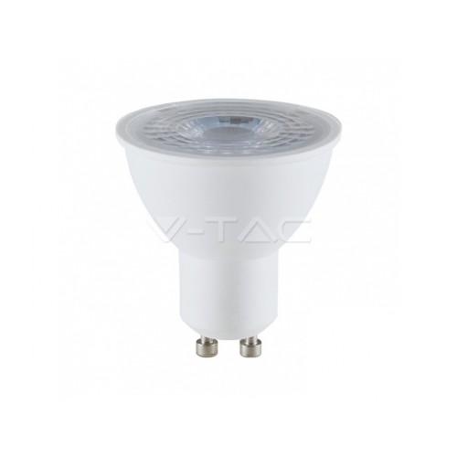 V-TAC PRO SAMSUNG LED žiarovka GU10 8W teplá biela