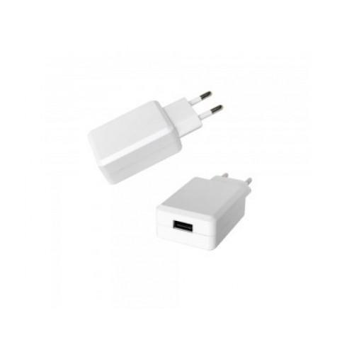 V-TAC USB nabíjačka QC3.0 biely