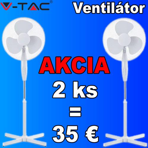 V-TAC stojanový ventilátor
